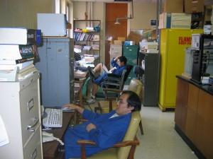 Xu-and-Zhai-hard-at-work
